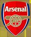 Эмблема клуба Arsenal