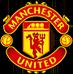 Эмблема клуба Manchester U