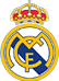 Эмблема клуба Real Madrid