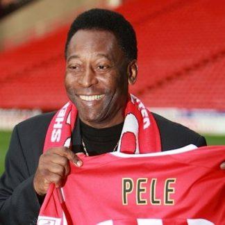 Легенда футбола Pele