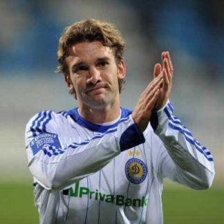 Футболист Shevchenko