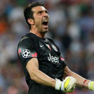 Футболист Buffon