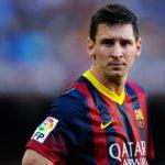 Футболист Messi