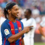 футболист Ronaldinho