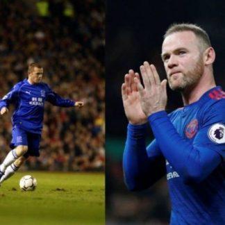 Футболист Rooney