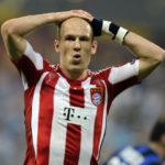 Футболист Robben