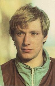 Молодой Алексей Михайличенко