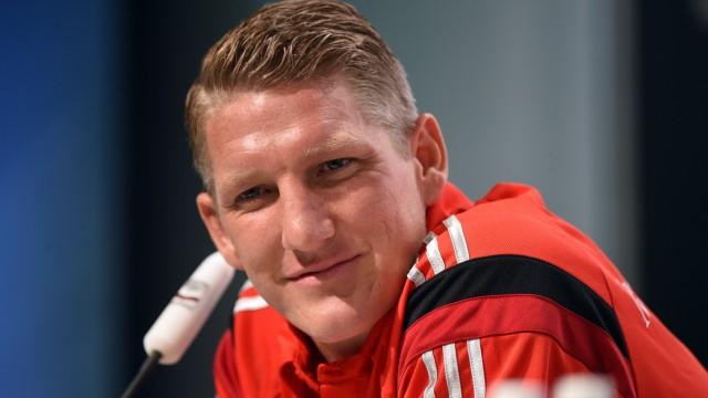 Футболист Бастиан Швайнштайгер