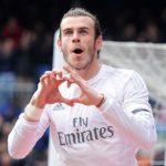 Футболист Gareth Bale