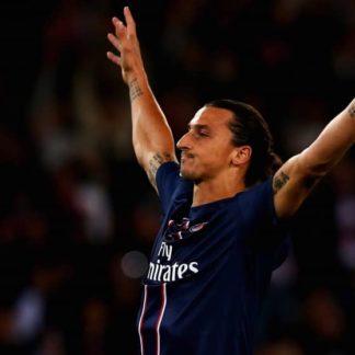 Футболист Zlatan Ibrahimović