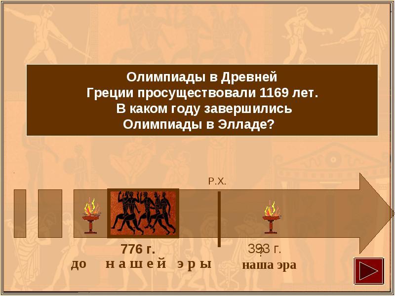 Олимпиада до 393 г. н. э.