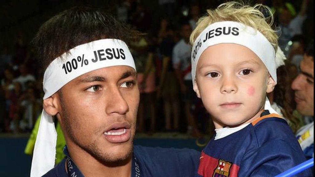 Neymars son