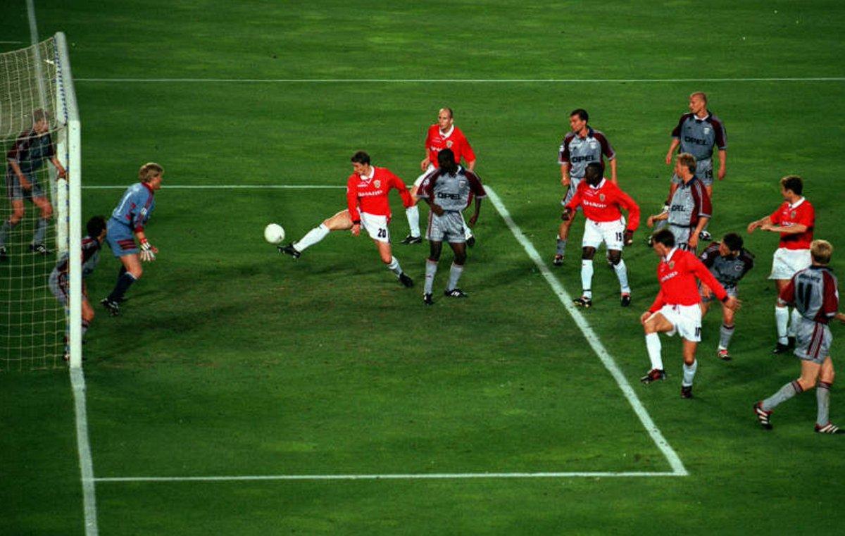 Comeback Of 1999 Football