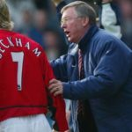 Alex Ferguson and Backham