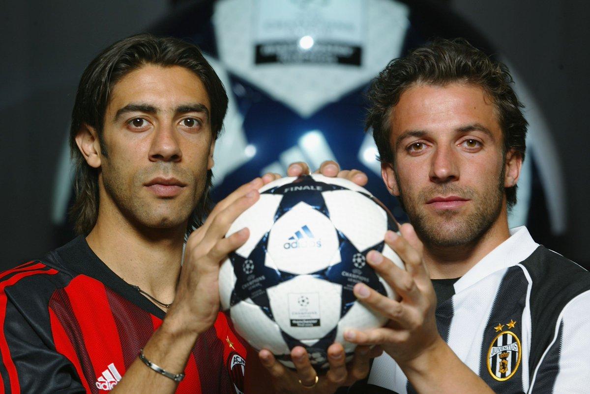 Милан vs Ювентус