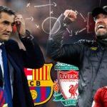Барселона vs Ливерпуль