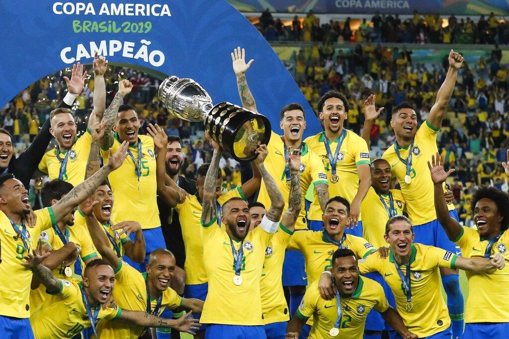 Сборная Бразилии 2019