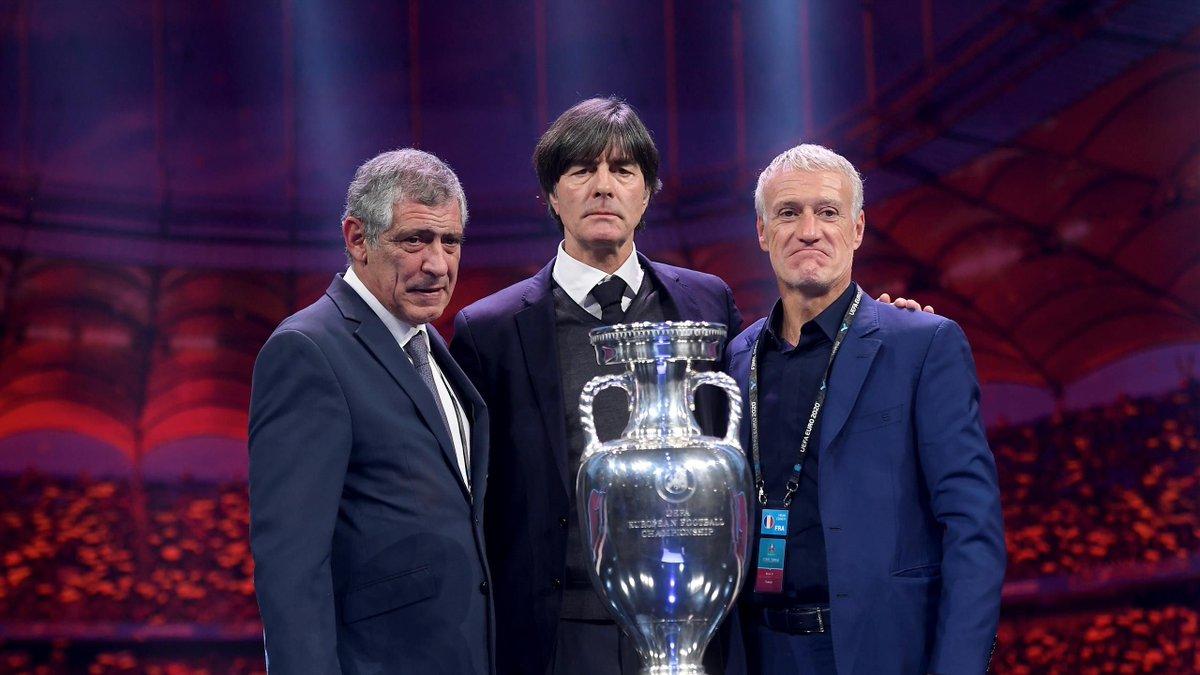 Группа смерти ЕВРО 2020